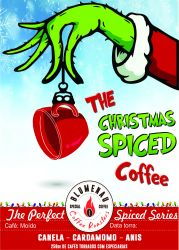 The Christmas Spiced Coffee